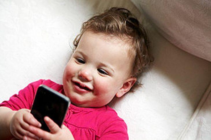 teléfonos móviles para los niños