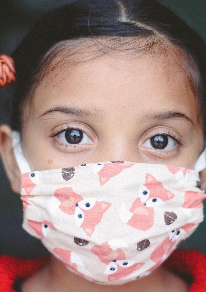 El coronavirus en los niños y bebés