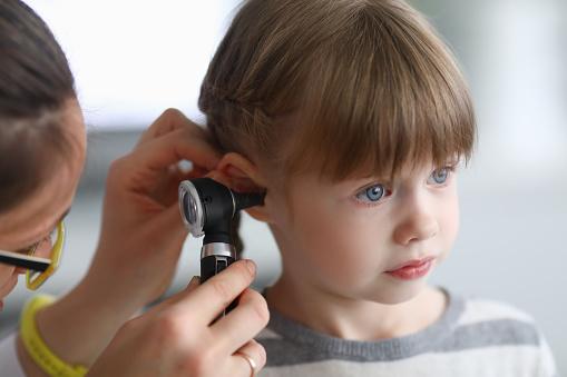 Otitis en los niños, cómo prevenirla y tratarla