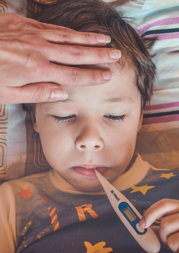 La mononucleosis infantil
